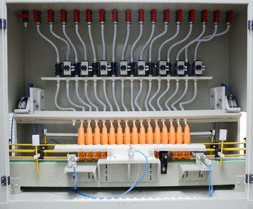 日化用品自动灌装机